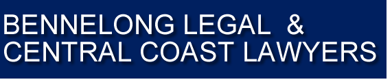 Bennelong Legal & Central Coast Lawyers